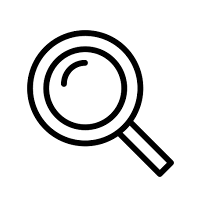 Image of magnifying glass